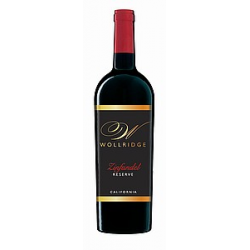 Wollridge, 2018 Zinfandel