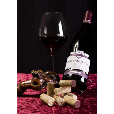"""Bourgogne Domaine Prunier Auxey-Duresses 1er CRU """"Le Val"""""""