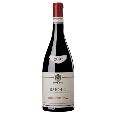 Barolo DOCG Rivetto Briccolina 2009